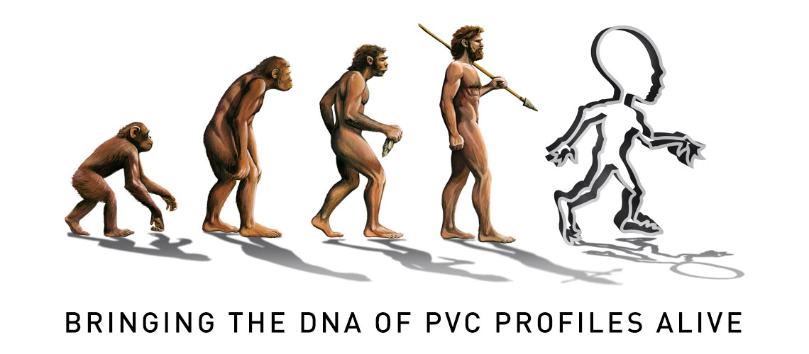 Bringing the DNA of PVC profiles alive